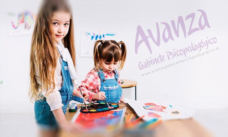 Taller de manualidades para niños de 3 a 6 años