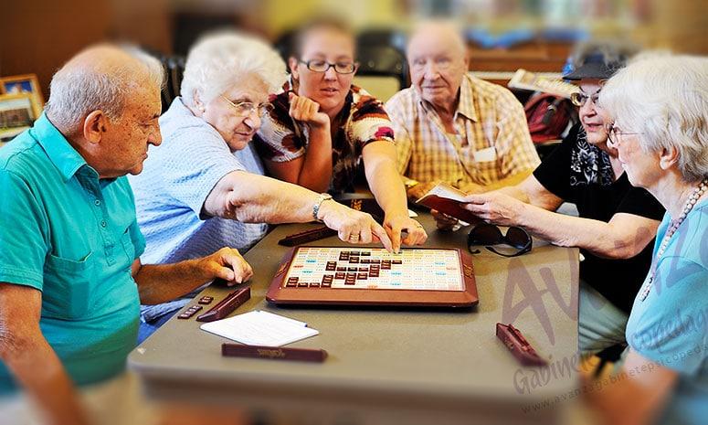 Terapia ocupacional para Adultos y Mayores